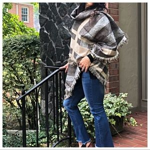 Accessories - Chic soft blanket scarf
